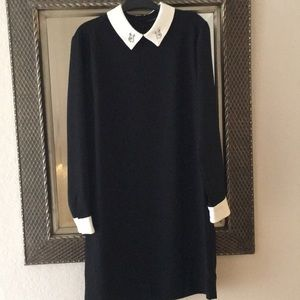 Victoria Beckham for Target Bunny Collar Dress